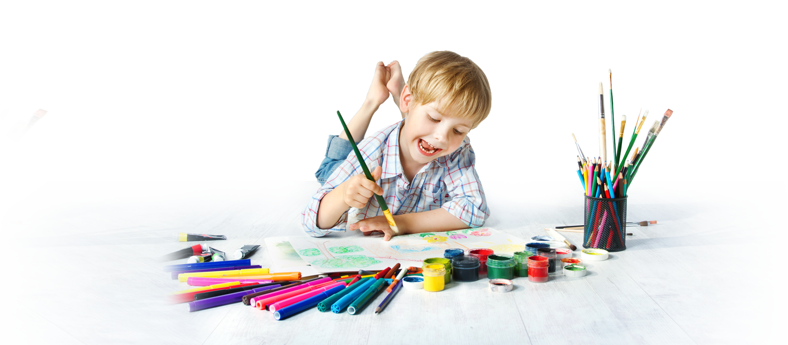 Image result for kids painting png